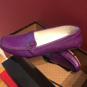 Gucci Vernice Naplack Loafers